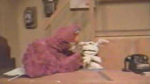 Telly Monster Drop Kicks Rapid T