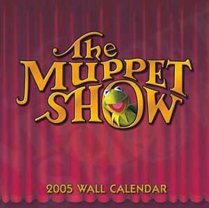 Calendar.muppets2005