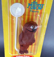 Fisher-price rowlf stick 1