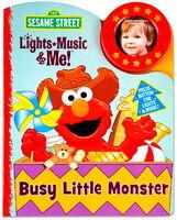 Busy Little Monster