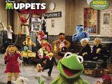 Muppets Most Wanted Calendar 2015