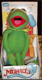Muppet plush child dimension 1993