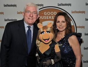 Phil Donahue Marlo Thomas