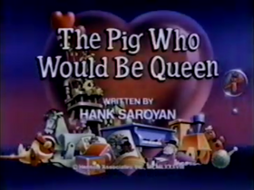 Pig Who Would Be Queen