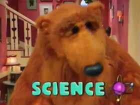 Scientific Bear song