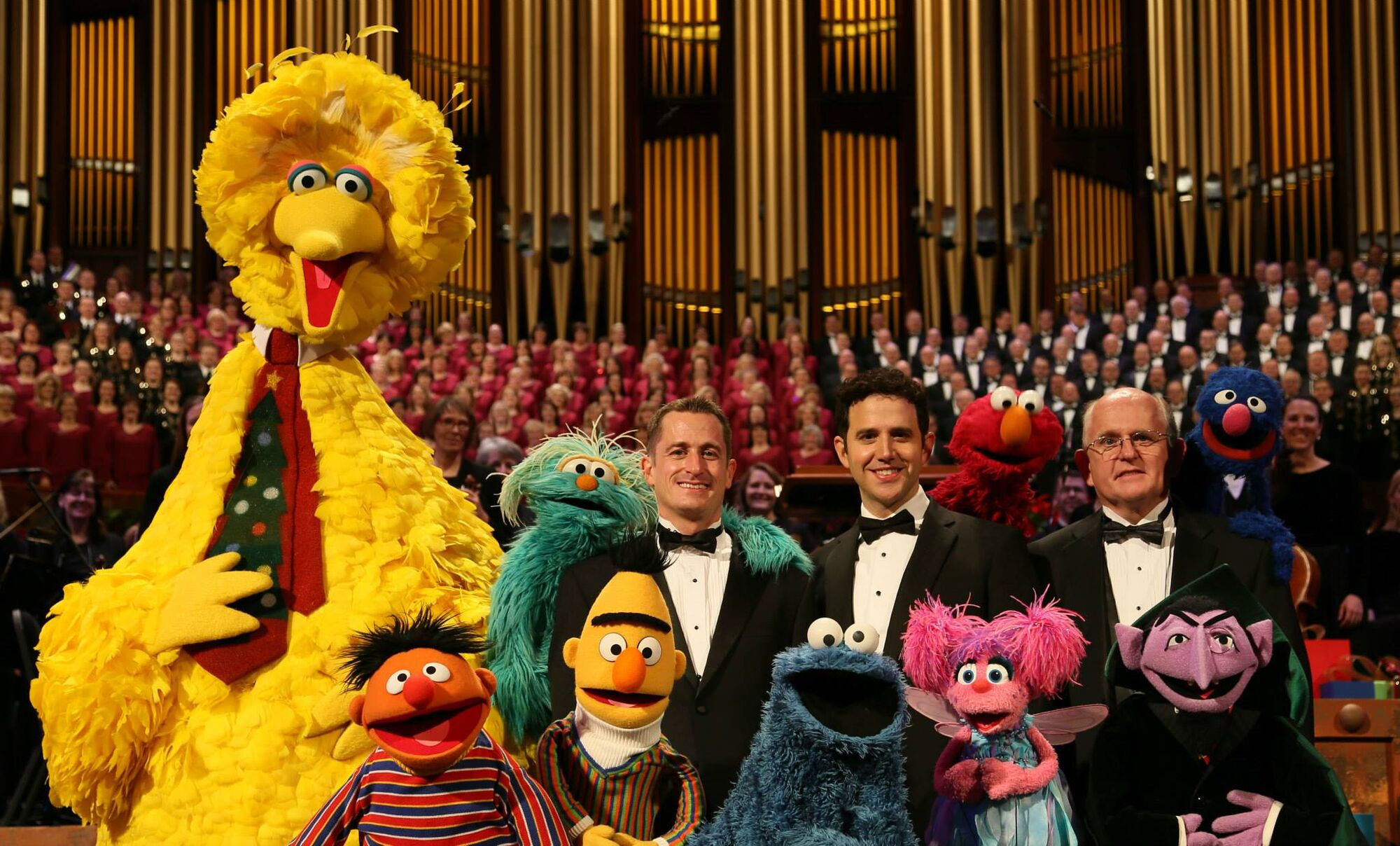 Christmas with the Mormon Tabernacle Choir | Muppet Wiki | FANDOM ...