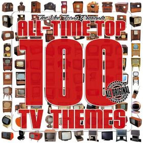 Teevee toons All-time top 100 tv themes