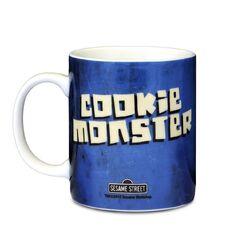 United labels 2015 mug cookie monster b