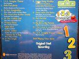 1-2-3 Imagine! with Elmo & Friends (soundtrack)