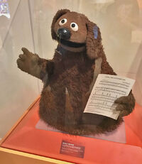Center for puppetry arts rowlf