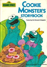 Cookie Monster's Storybook