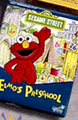 Elmo's Preschool 1995 cover