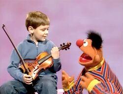 Ernie.kid.violin