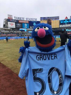 Grover-Yankees