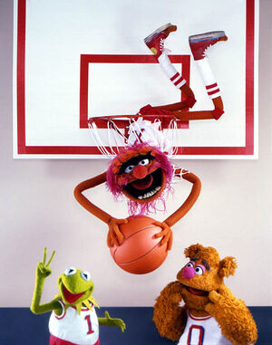 Muppets-Basketball