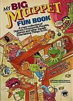MyBigMuppetFunBook