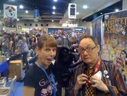SDCC2010-AmyMebberson&RogerLangridge