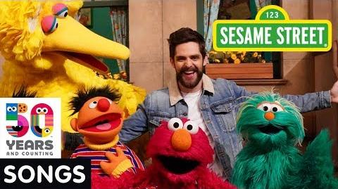 Sesame Street This Is My Street Song featuring Thomas Rhett