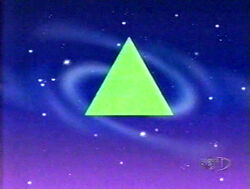 Space-Triangle