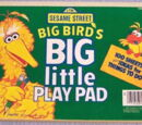 Sesame Street drawing pads (Stuart Hall)