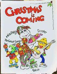 ChristmasIsComingCover