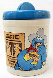 Demand marketing cookie thief jar