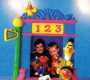 Sesame Street picture frames (Enesco)