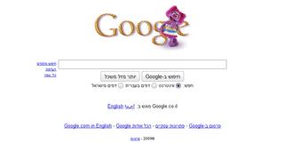 Google-israel
