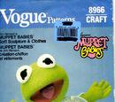 Muppet Babies doll patterns (Vogue)