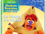 Be Happy, It's Purim!