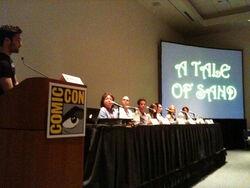 A Tale of Sand - ComicCon