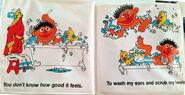 Ernie's bath book 3