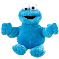 Gund cookie finger puppet