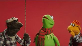 Happy Holidays from Kermit the Frog and The Muppets