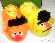 Jc penneys 1973 slippers ernie bert 2