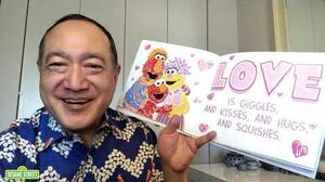 Love from Sesame Street Story Time with Alan