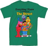 Mighty fine 2015 everything i know t-shirt
