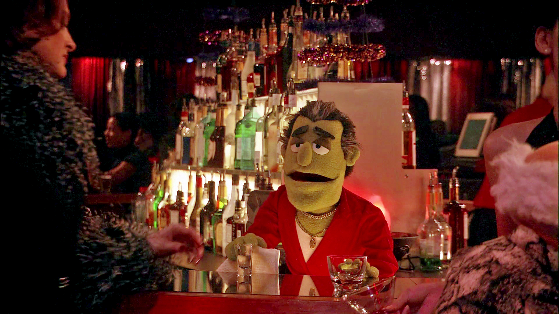 Image result for muppets in a bar