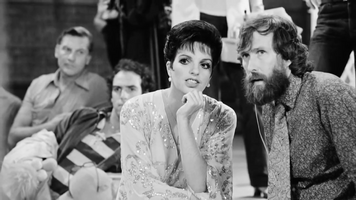Jim Henson and Liza Minnelli