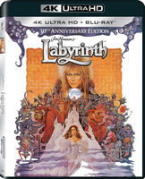 Labyrinth 4k blu-ray