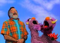 Robin Williams s42 THM laugh