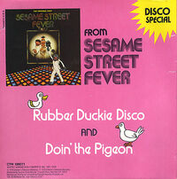 Rubberduckiediscosingle