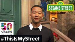 Sesame Street Memory John Legend ThisIsMyStreet