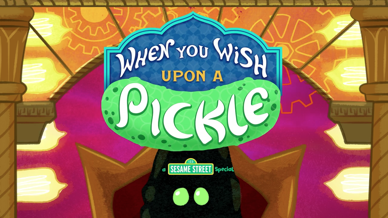 When You Wish Upon a Pickle | Muppet Wiki | FANDOM powered