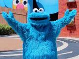 Cookie Monster walk-arounds