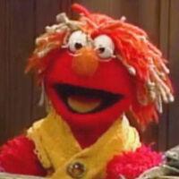Elmo's Great Grandmother