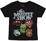 Mighty fine 2015 muppet show shirt