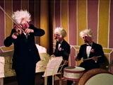 Musicians at Prince Charming's Ball