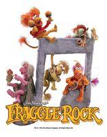 Poster Fraggle Rock-Climbing Fraggle Rock