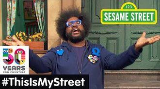 Sesame Street Memory Questlove